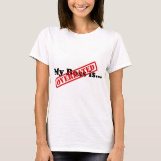 Mi Boss es… Camisa de las mujeres