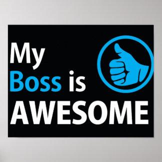 Mi Boss es poster impresionante