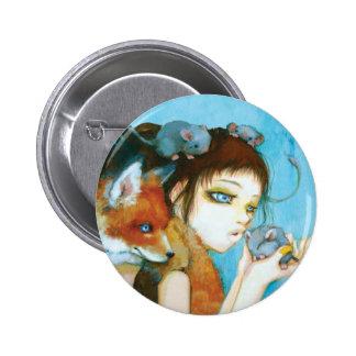 Mi botón de Frenemies Pin Redondo De 2 Pulgadas