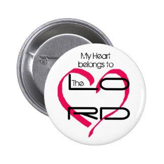 Mi botón del corazón pins