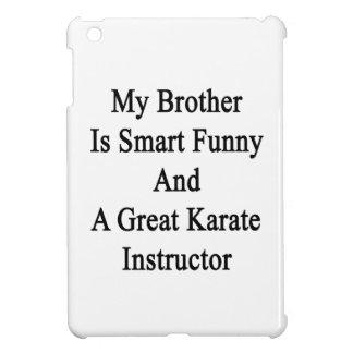 Mi Brother es divertido elegante y un gran karate