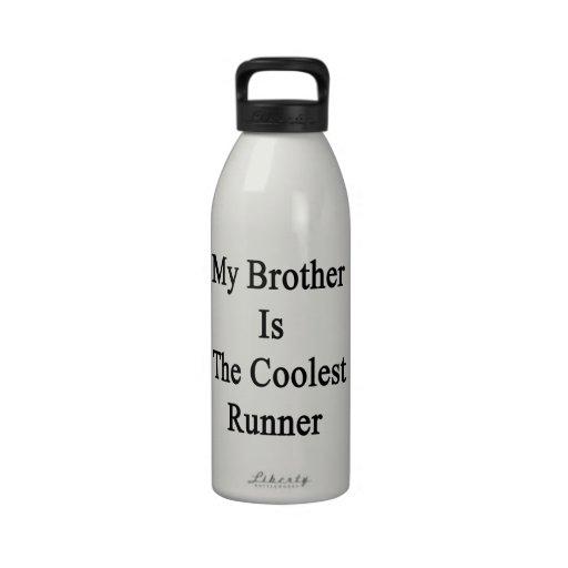Mi Brother es el corredor más fresco Botallas De Agua