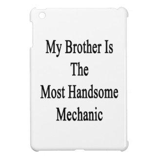 Mi Brother es el mecánico más hermoso
