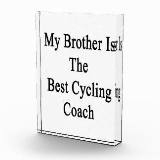 Mi Brother es el mejor coche de ciclo