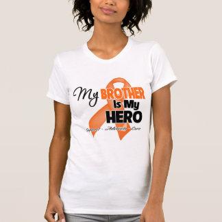 Mi Brother es mi héroe - leucemia Camiseta