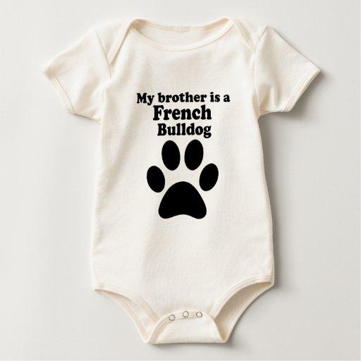 Mi Brother es un dogo francés Mamelucos