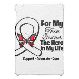 Mi Brother gemelo - conciencia del cáncer de pulmó