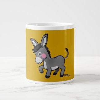 Mi burro giant coffee mug