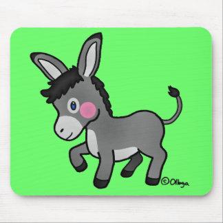 Mi burro mouse pad