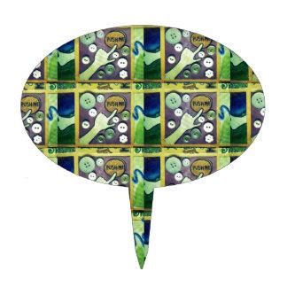 Mi Button.png Decoraciones De Tartas