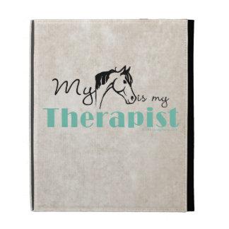 Mi caballo es mi terapeuta