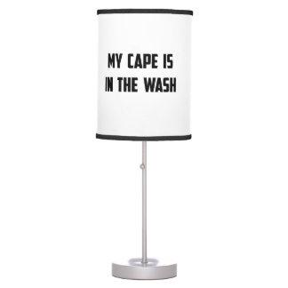 Mi cabo está en el lavado