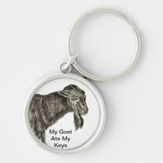 Mi cabra comió mis llaves - LLAVEROS