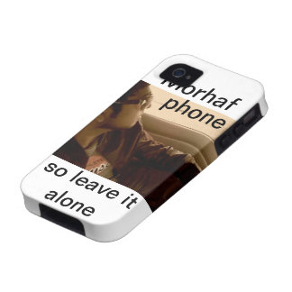 Mi caja de la caja del teléfono (su nombre y iPhone 4 funda