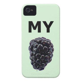 """Mi caja de la casamata de Blackberry"" Blackberry iPhone 4 Cobertura"
