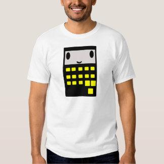 Mi calculadora feliz remera