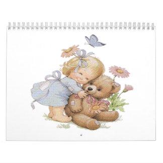 Mi calendario lindo