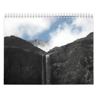 Mi calendario que camina del noroeste