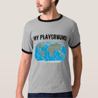 Mi camisa del patio