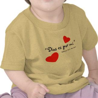 Mí Camisa del por de Dios es