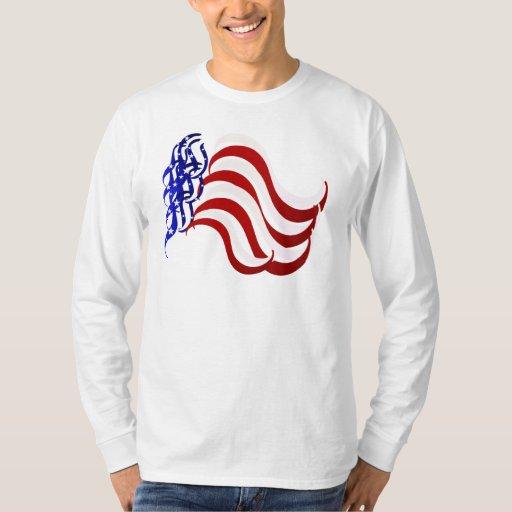 Mi camisa preferida de la bandera
