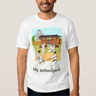 Mi camiseta del patio remeras