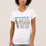 Mi camiseta para mujer de Lite de la vida del