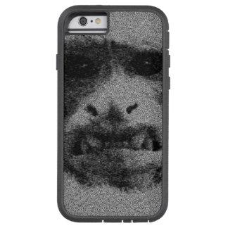Mi cara de la preocupación - parásitos funda de iPhone 6 tough xtreme