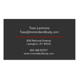 Mi card business card