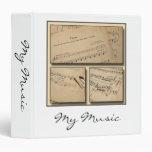 Mi carpeta de la música