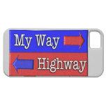 Mi carretera de la manera iPhone 5 Case-Mate coberturas