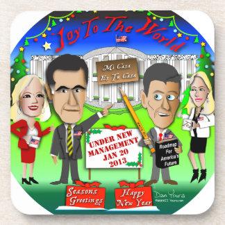 Mi Casa Es Tu Casa Drink Coaster