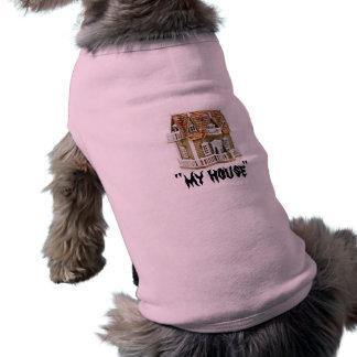 mi casa camiseta de perrito