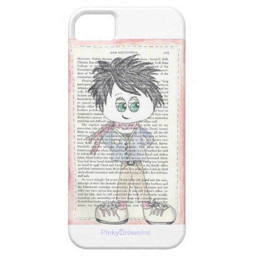Mi caso del iphone del individuo iPhone 5 cárcasas