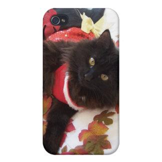 mi caso del iphone del vestido de fiesta iPhone 4 fundas