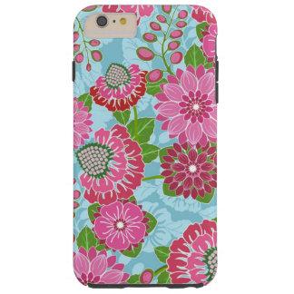 Mi caso más de Iphone 6 del jardín de la mañana Funda De iPhone 6 Plus Tough