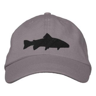Mi casquillo de la pesca gorra bordada