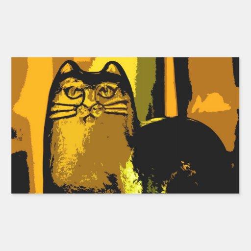 MI CAT AMARILLO RECTANGULAR ALTAVOCES