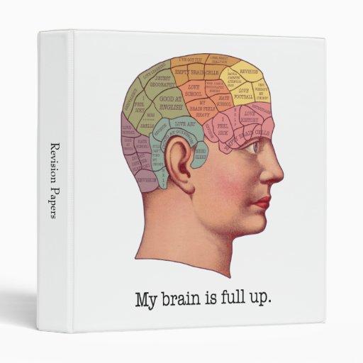 """Mi cerebro es ascendente lleno carpeta 1"""""""