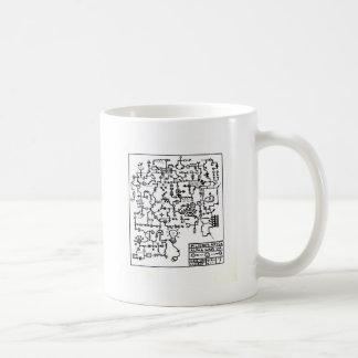 Mi cerebro por Piliero Tazas De Café