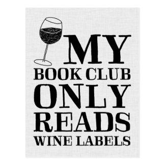 Mi círculo de lectores lee solamente la postal de