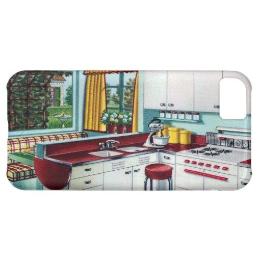 Mi cocina ideal funda para iPhone 5C