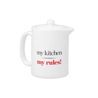 Mi cocina, mis reglas