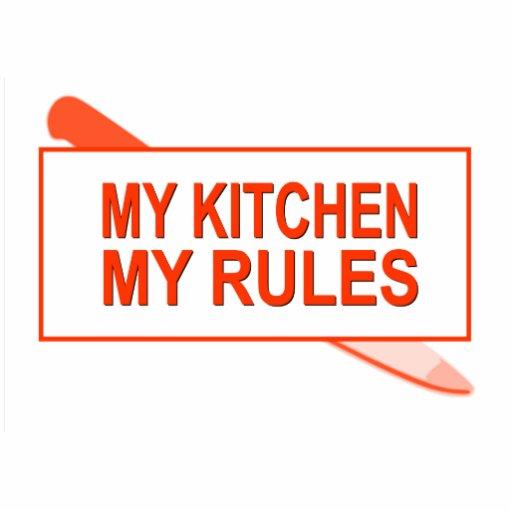 Mi cocina. Mis reglas. Diseño de la diversión para Esculturas Fotográficas
