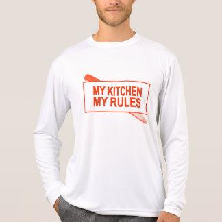 Mi cocina. Mis reglas. Diseño de la diversión para Camisetas
