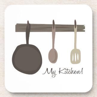 ¡Mi cocina! Posavasos