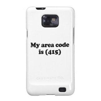 Mi código de área es 415 .png galaxy s2 funda