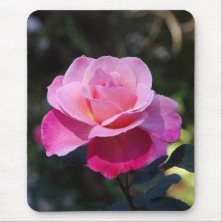 Mi color de rosa dulce tapetes de raton