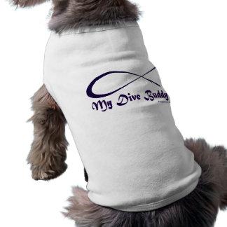 Mi compinche de la zambullida ropa de perro