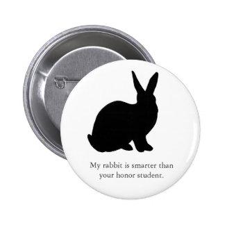 ¡Mi conejo es más elegante que su estudiante del h Pins